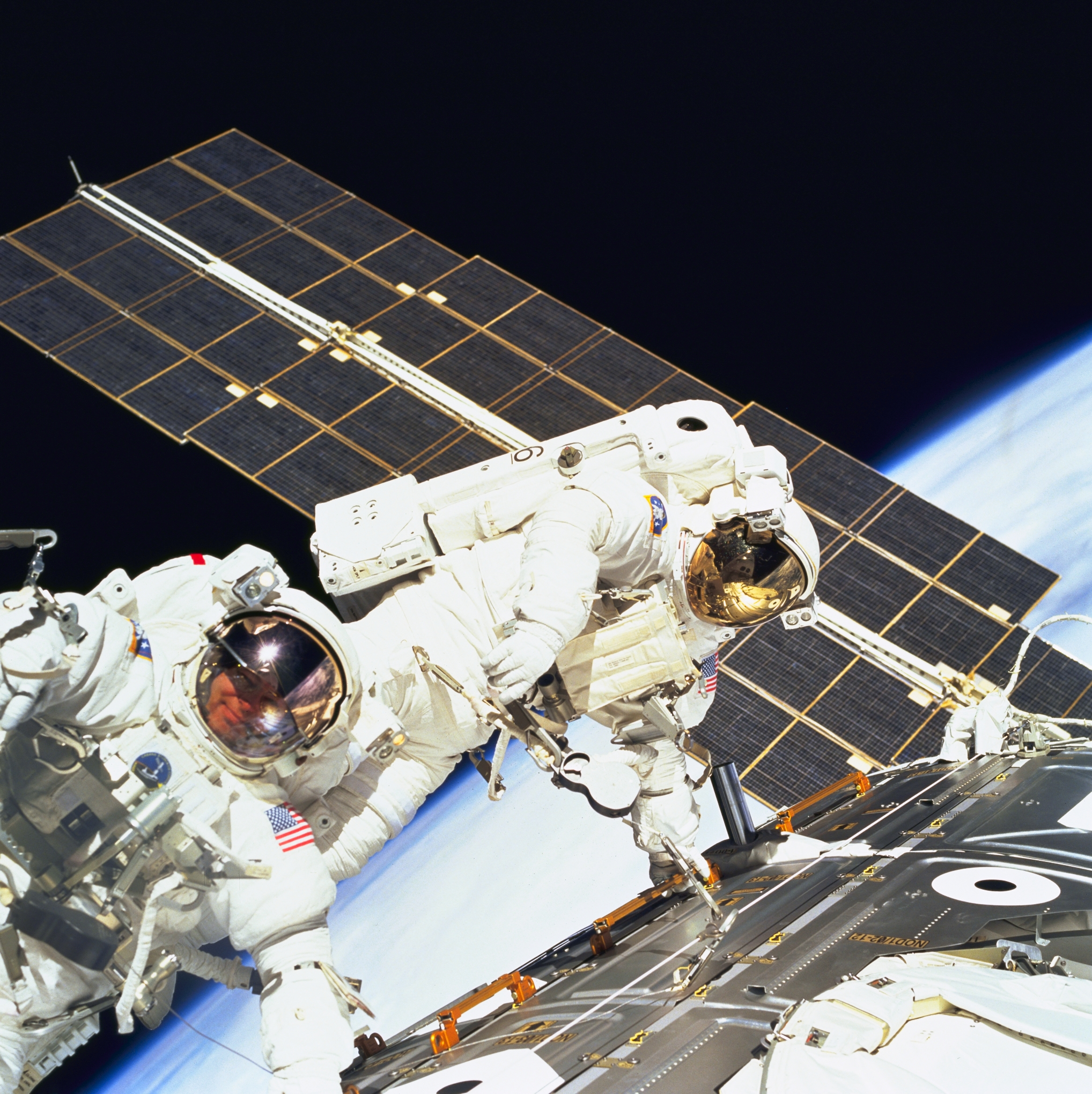 international space station space walk - photo #28