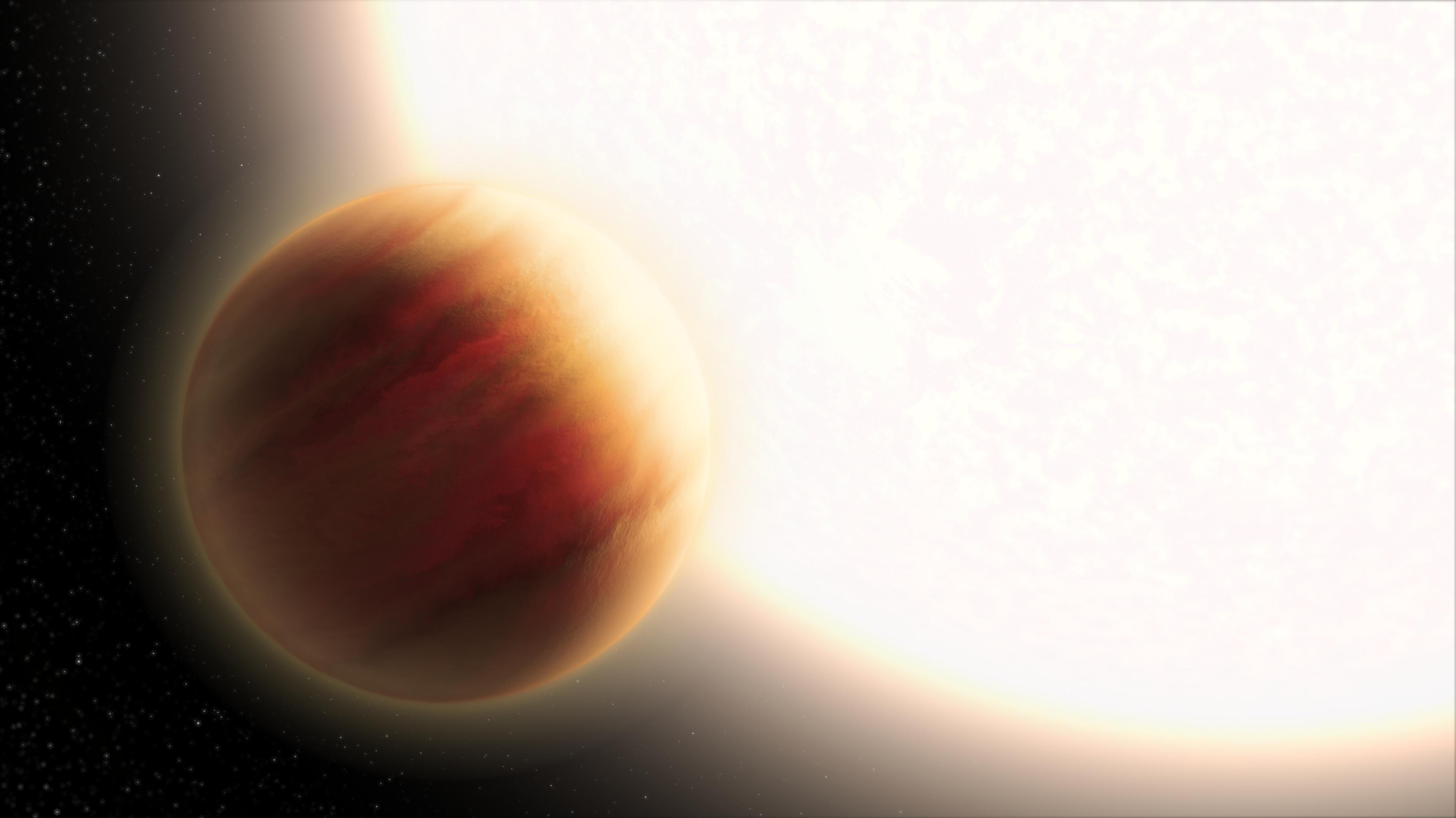 No Blue Skies for Super-Hot Planet WASP-79b | NASA