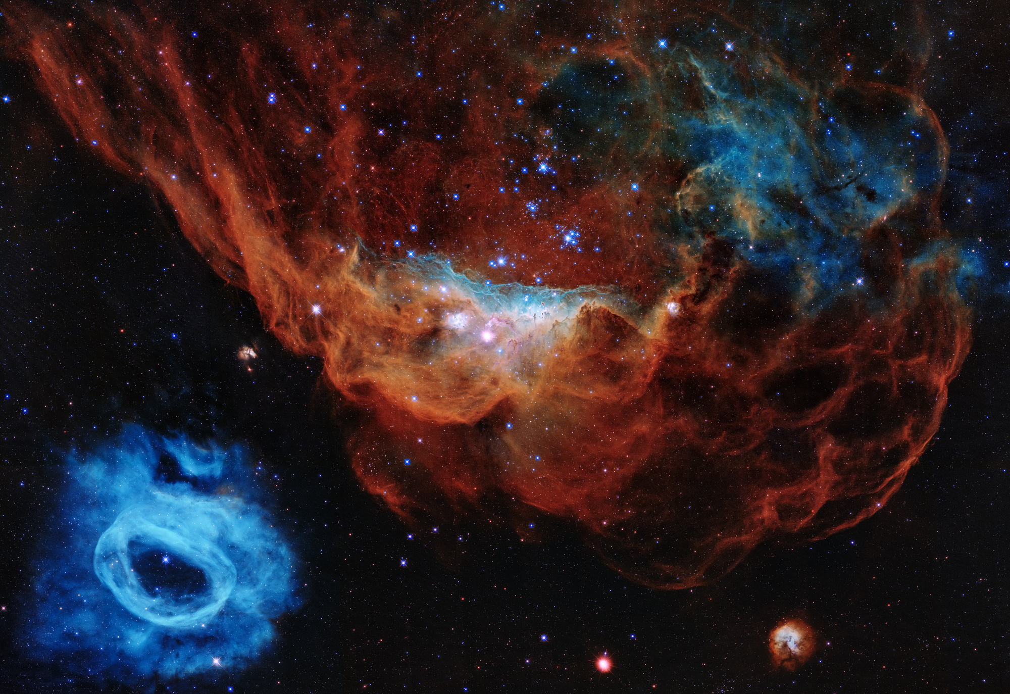Hubble: 30 Years and Counting