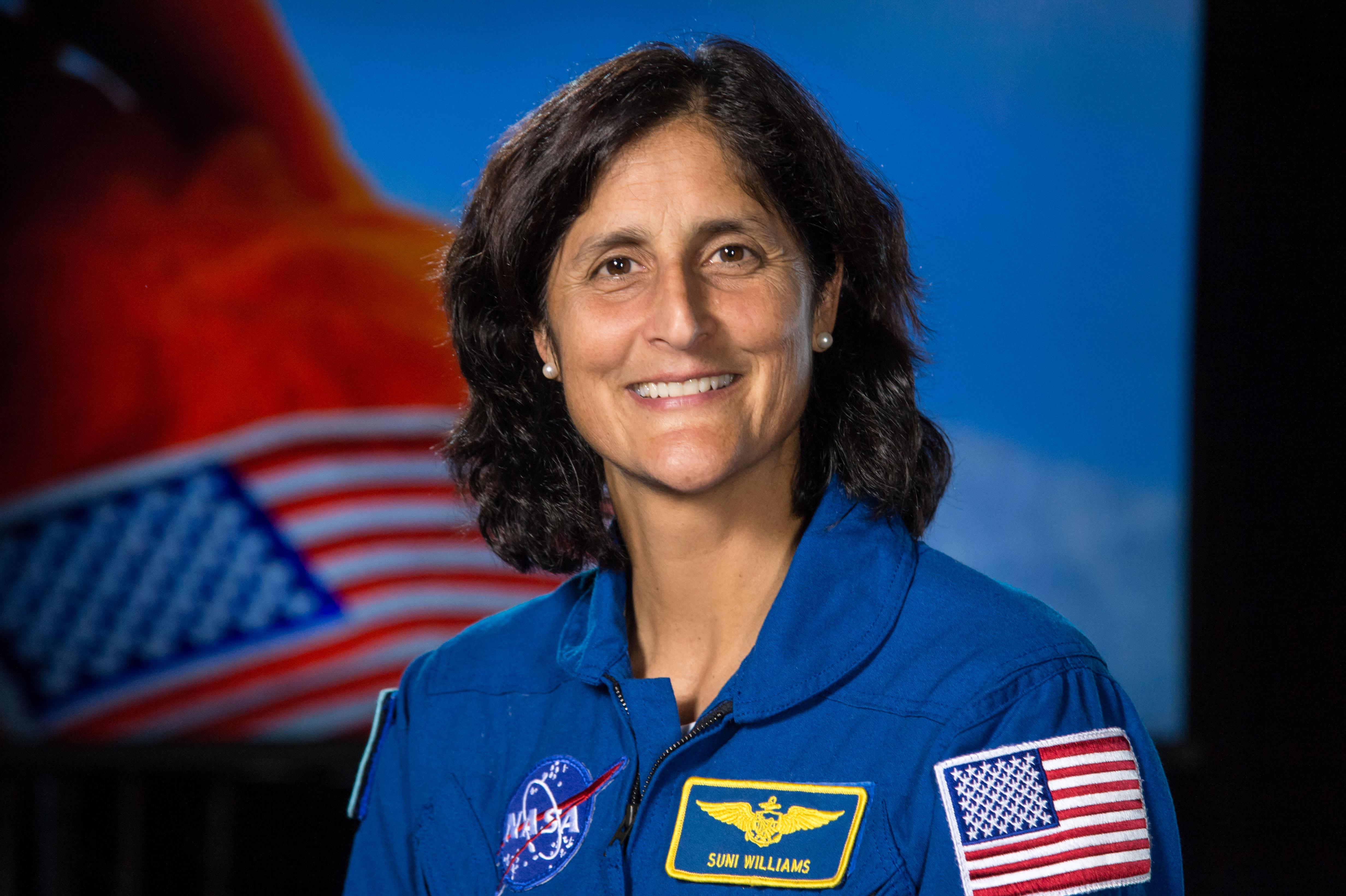 suni williams astronaut - photo #7