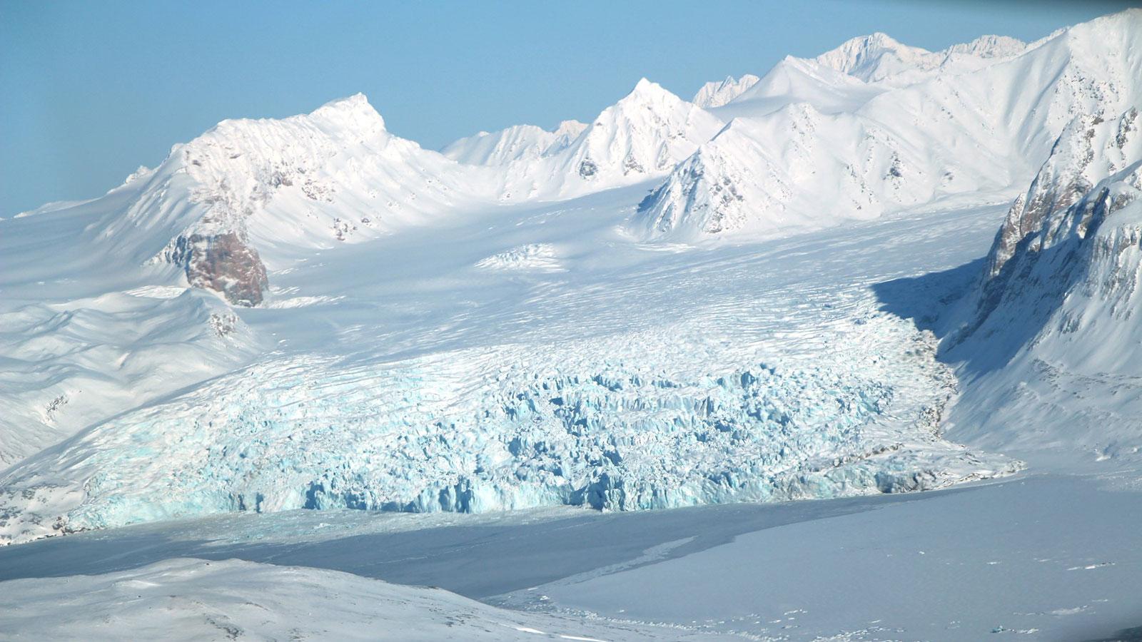 Image: Ice Melt Accelerates Regional Freshwater Depletion
