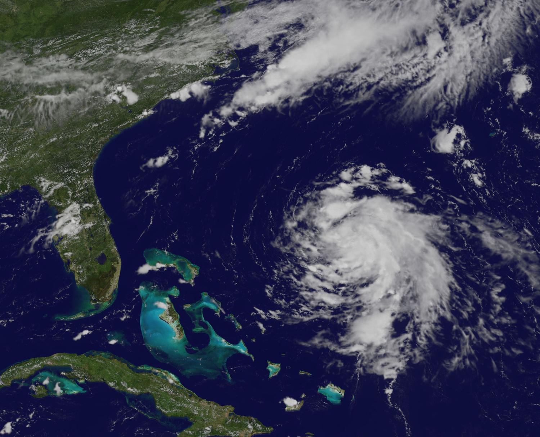 hurricane sandy atlantic ocean nasa - HD1440×1164