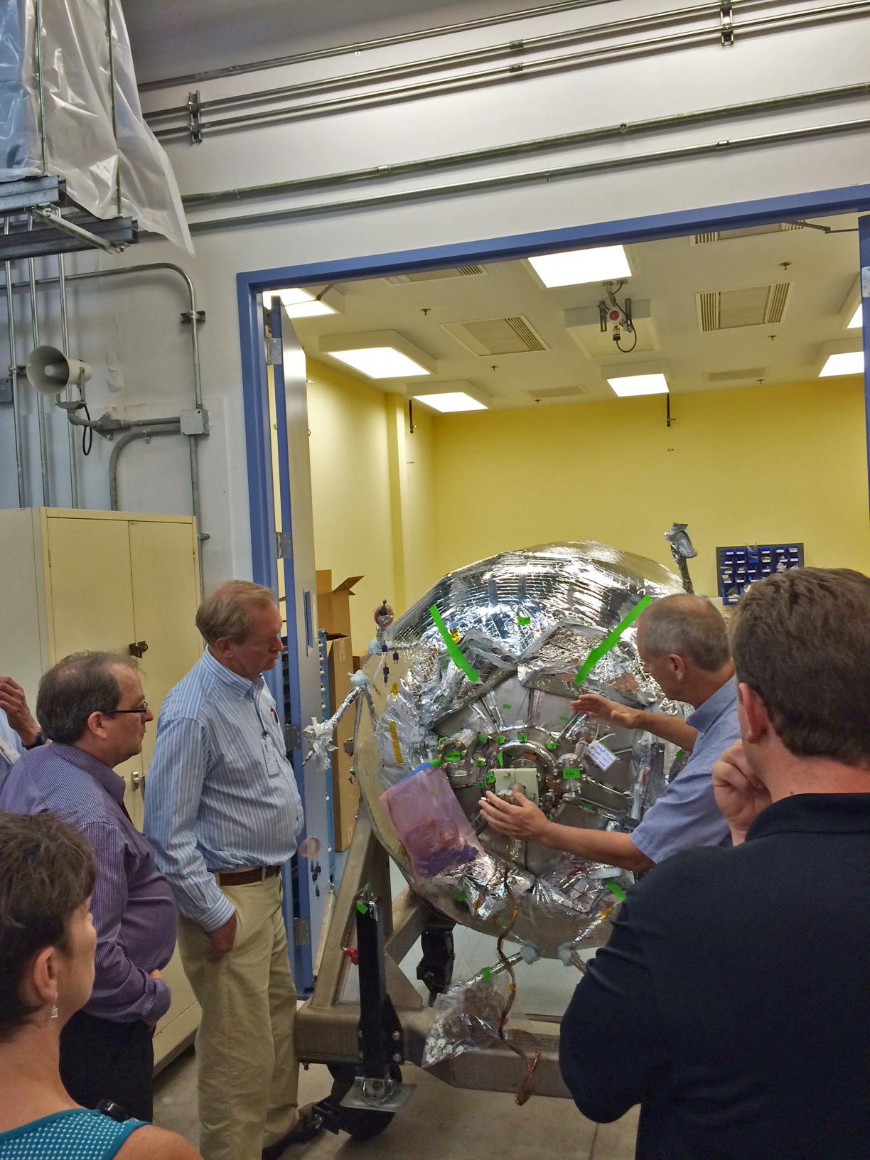 Evolvable Cryogenics Ecryo Technology Workshop Nasa