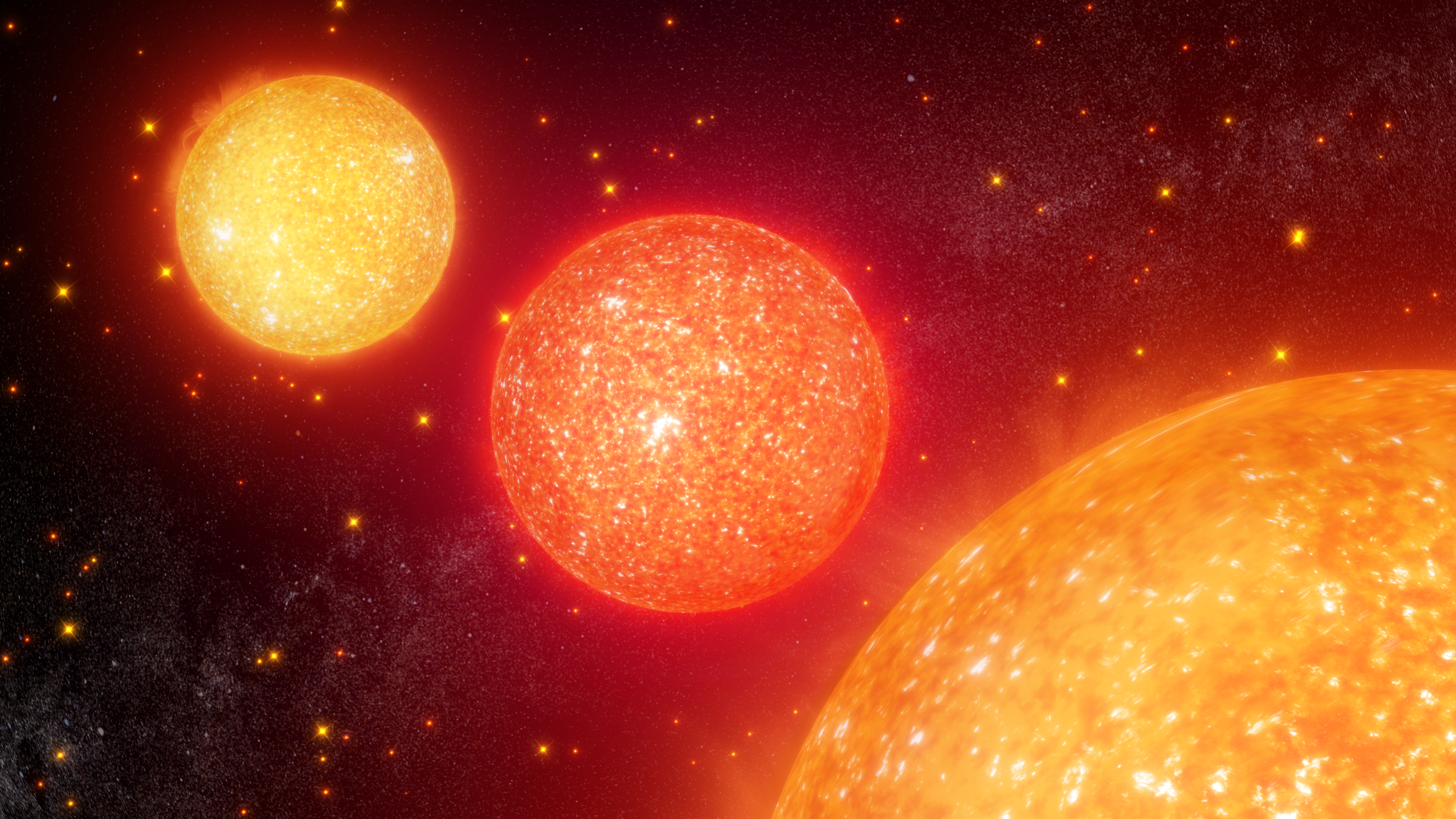TESS Tunes into an All-sky 'Symphony' of Red Giant Stars - NASA