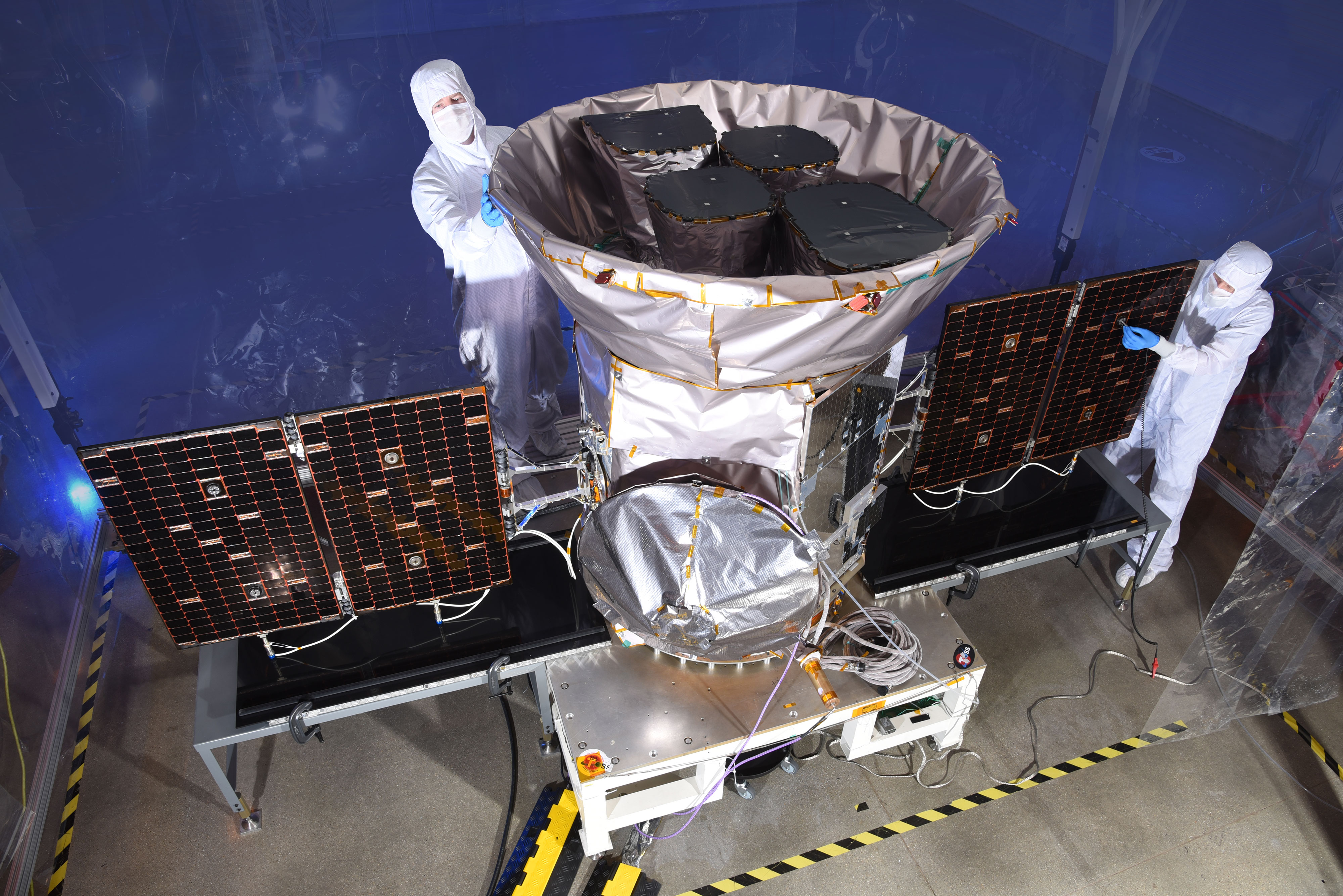 This is TESS, Our Newest Planet-Hunter | NASA