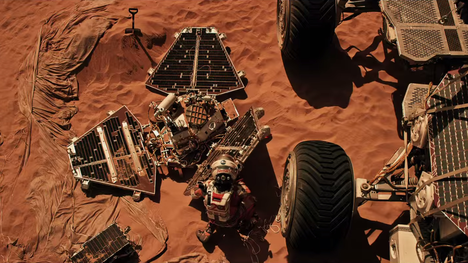 Jpl S Role In Making The Martian A Reality Nasa