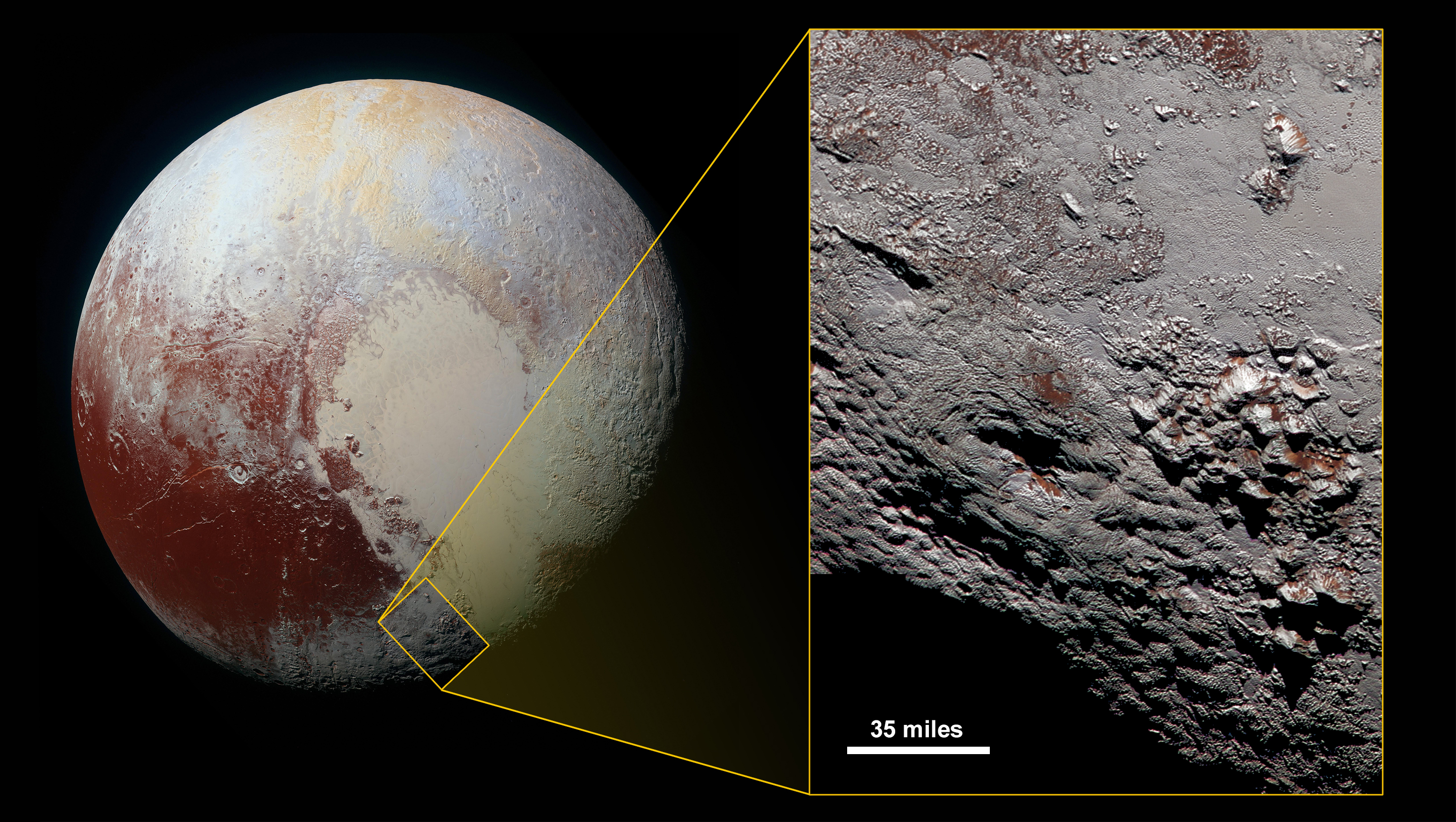 10 Cool Things We Learned About Pluto Nasa