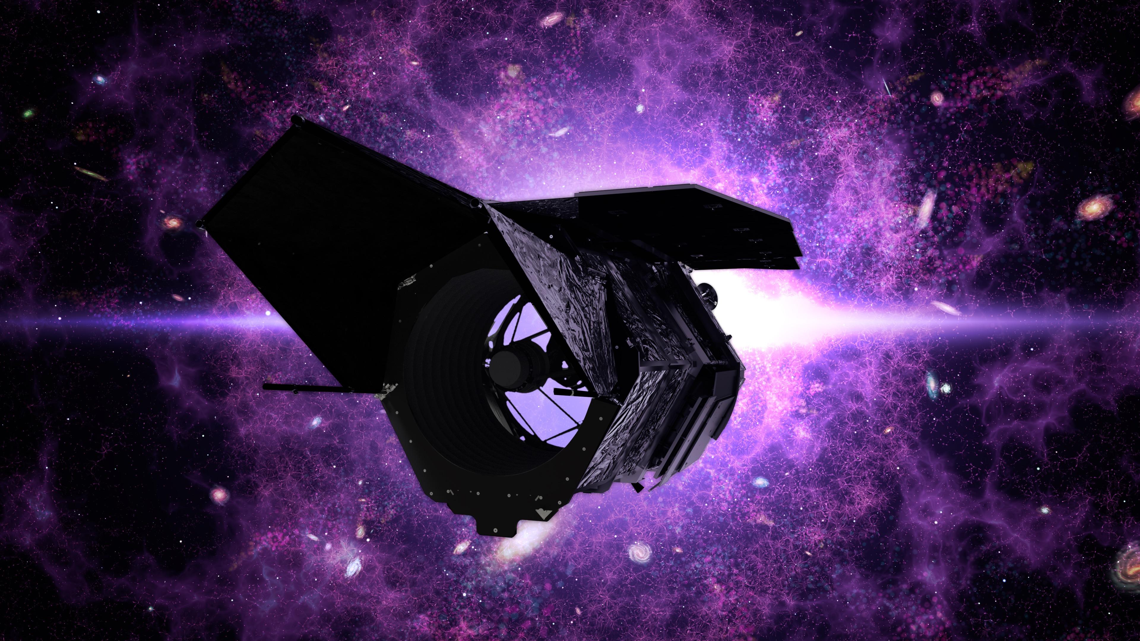 NASA Nancy Grace Roman telescope
