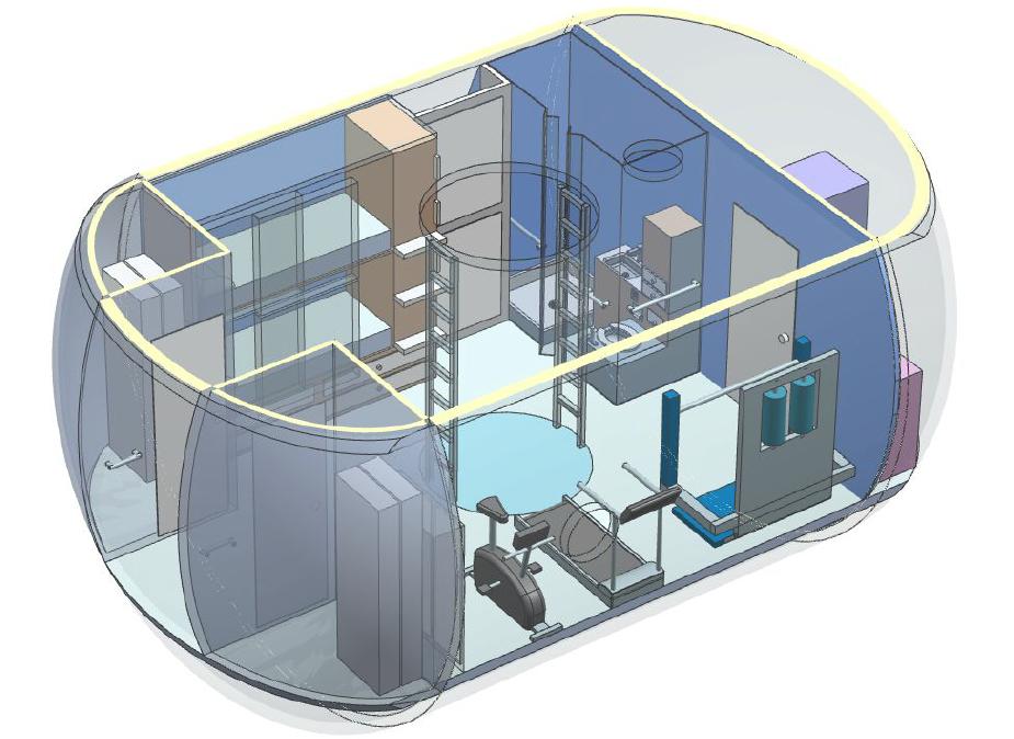 Students Design Space Habitat Concepts for Mars | NASA