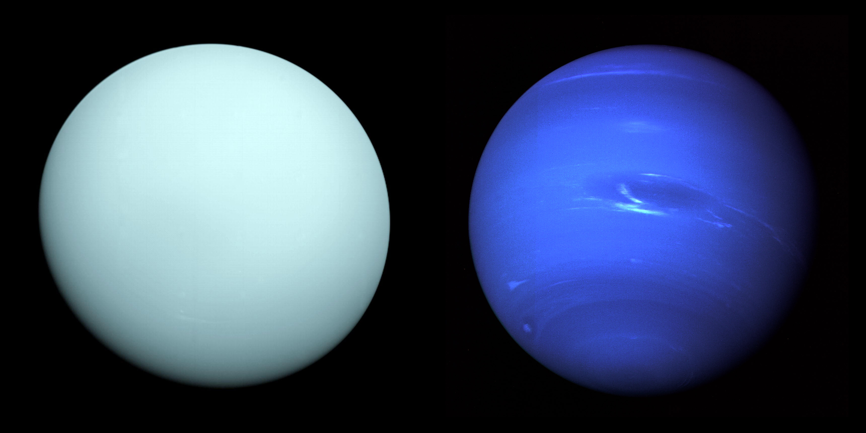 NASA Completes Study of Future 'Ice Giant' Mission