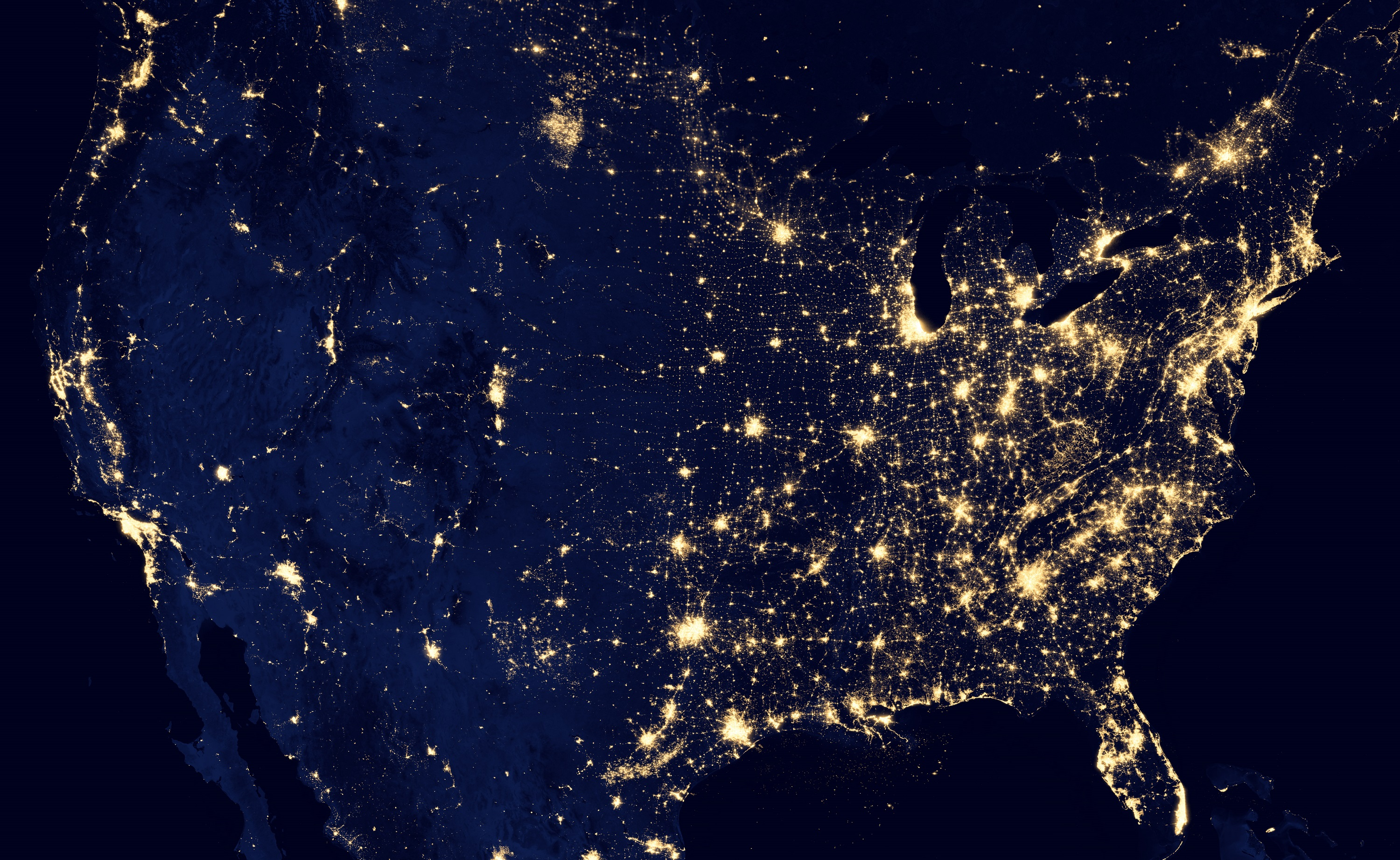 NASA Helps National Parks Track Impact of Noise, Lighting on Wildlife