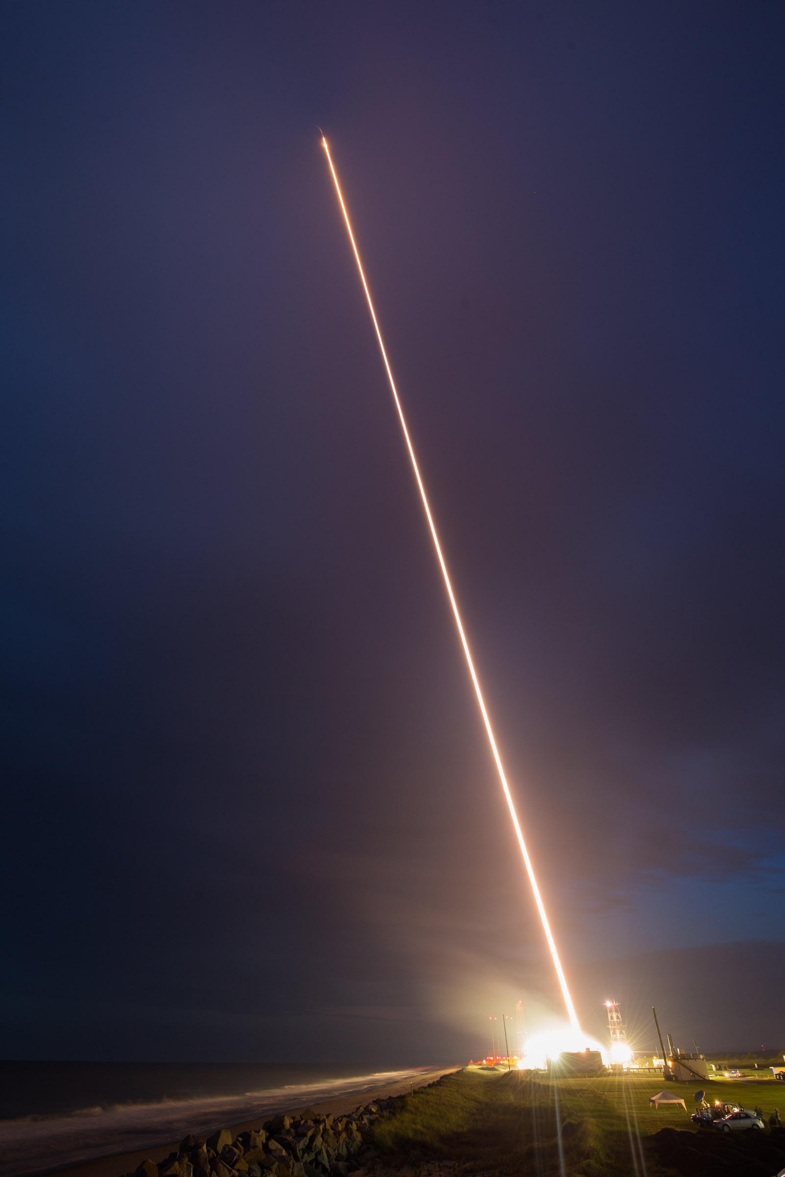 Rocksat x successfully launches from nasa wallops nasa rocksat x launch stopboris Image collections