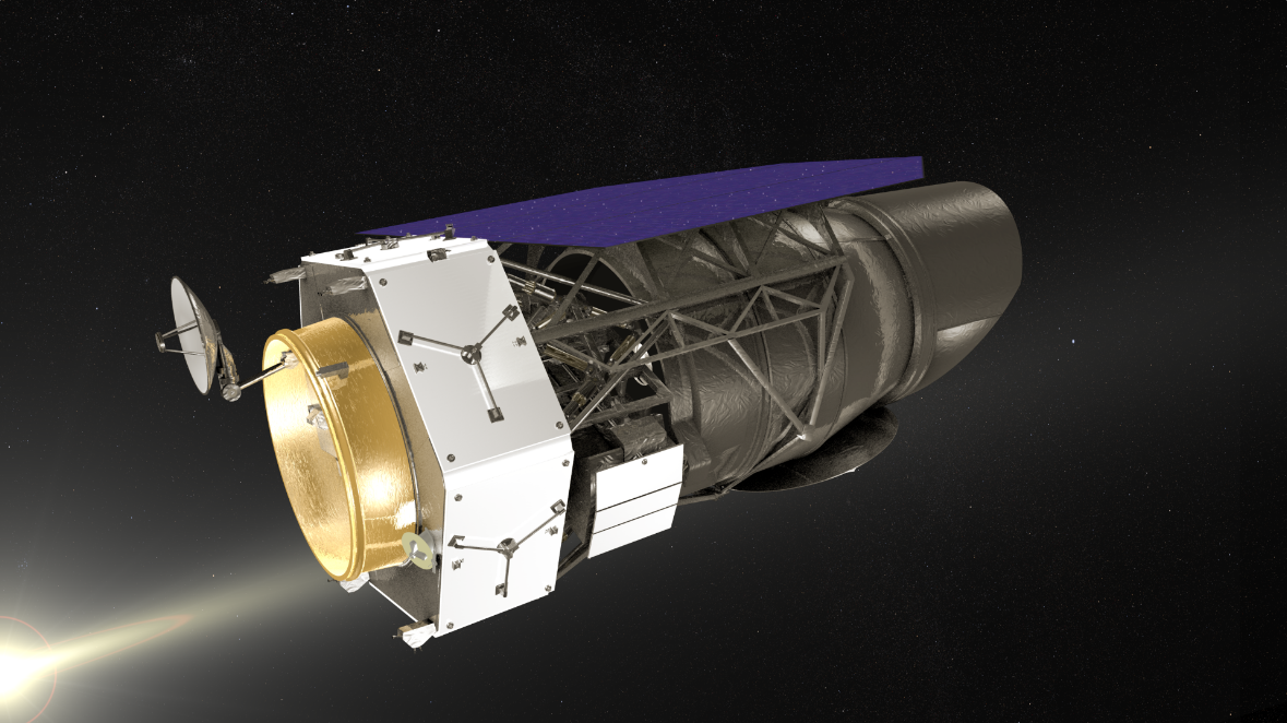 NASA Budget Proposal Defunds Space Station, Space ...