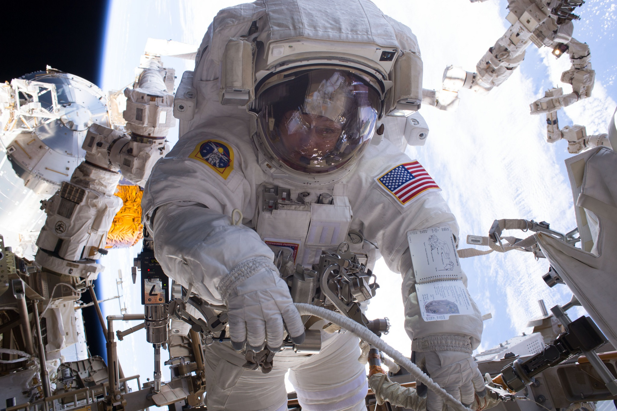NASA TV Coverage Set for 200th Spacewalk | NASA