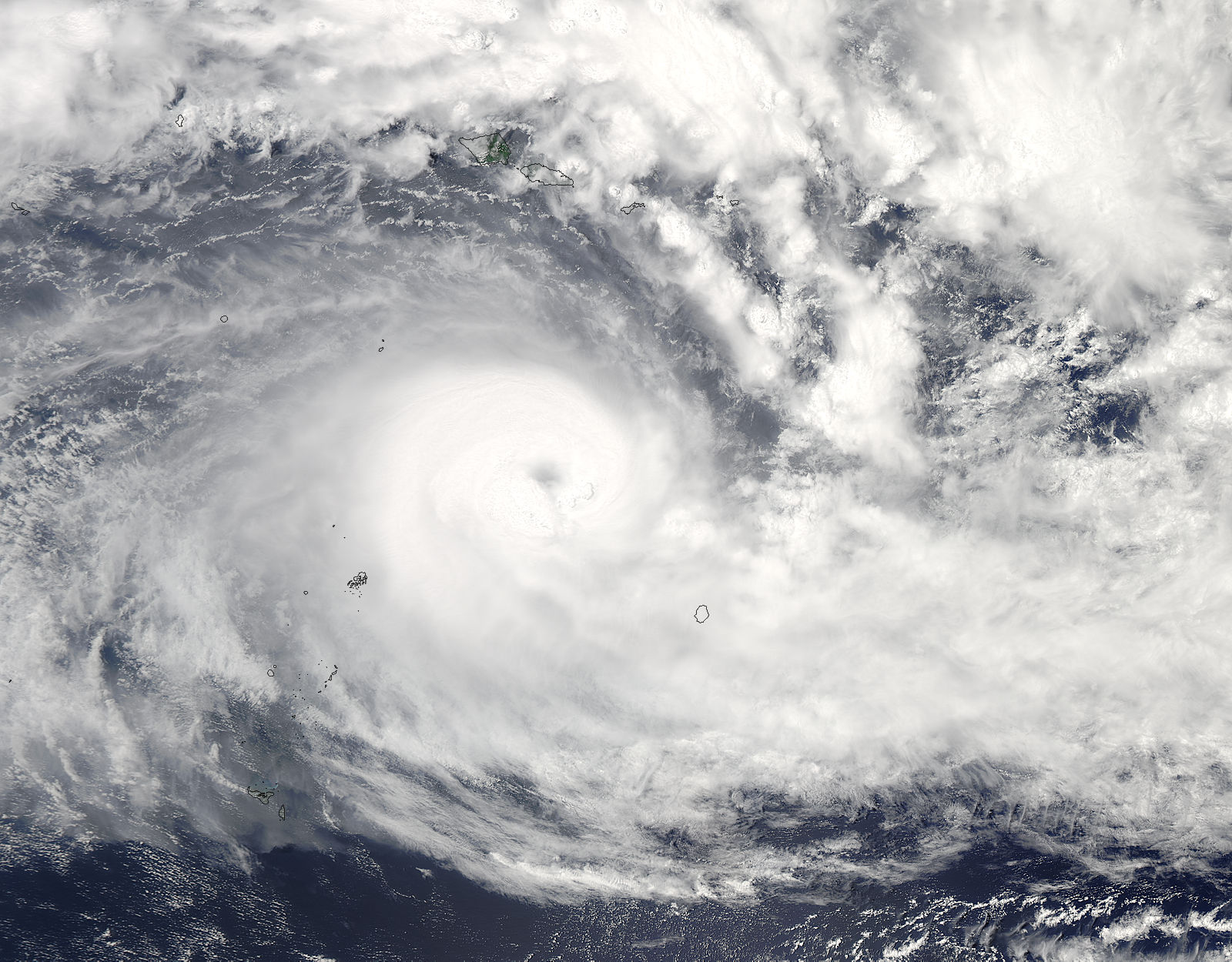 Mitigation Steps For Cyclones Winston A Km