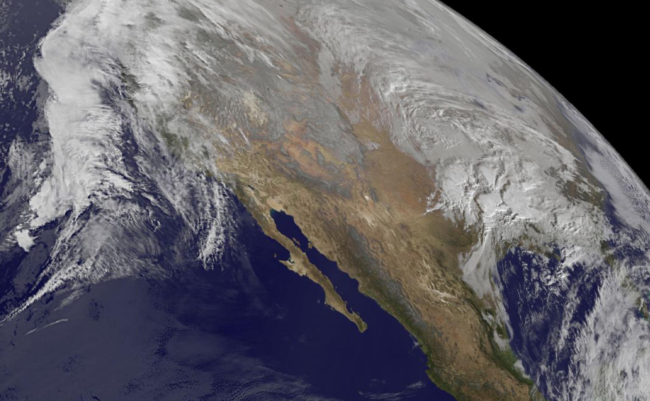 nasa provides a look at post blizzard snowfall and winds