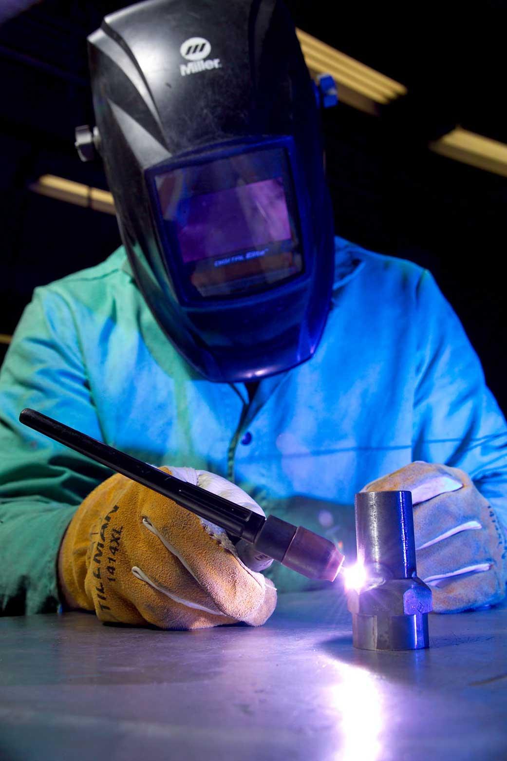 Welding | NASA