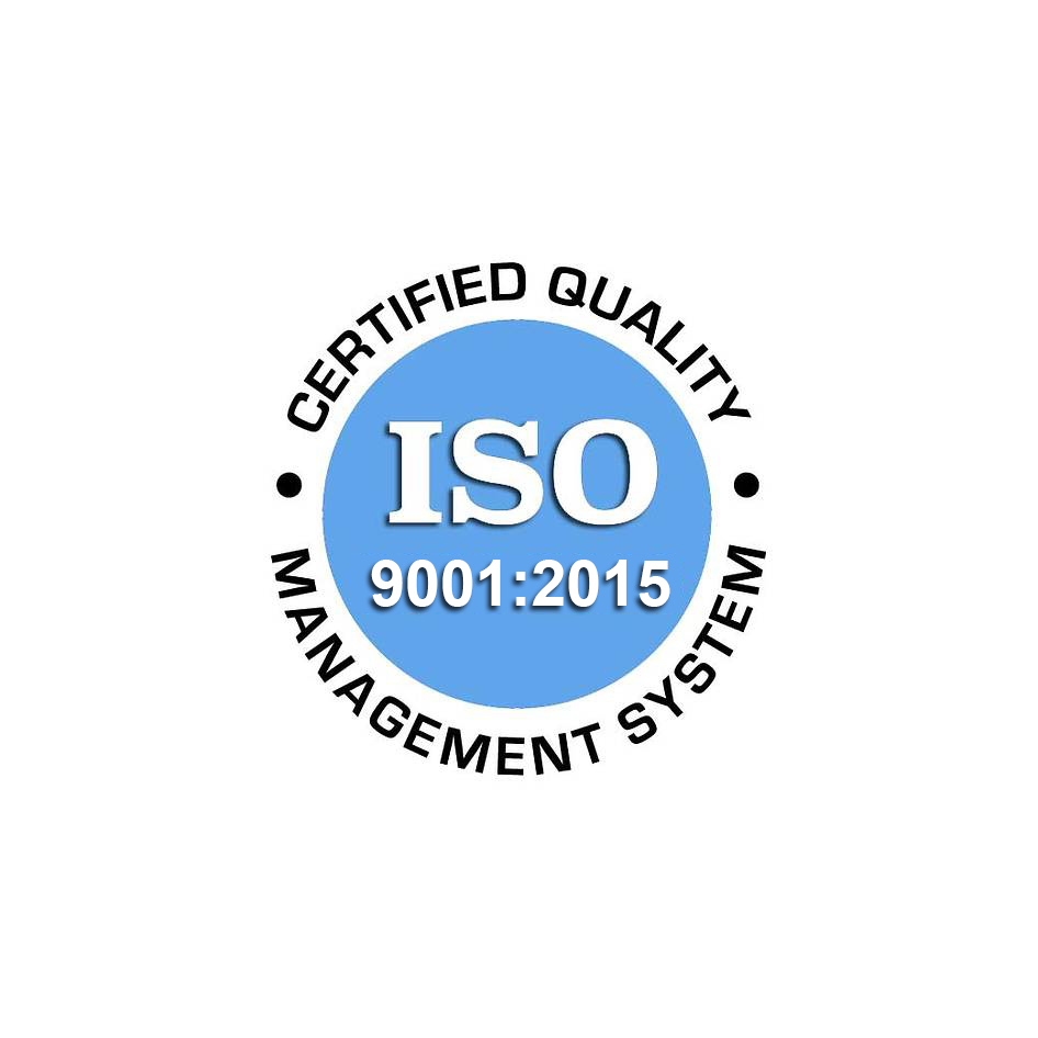 Iso 90012015 Certified Nasa