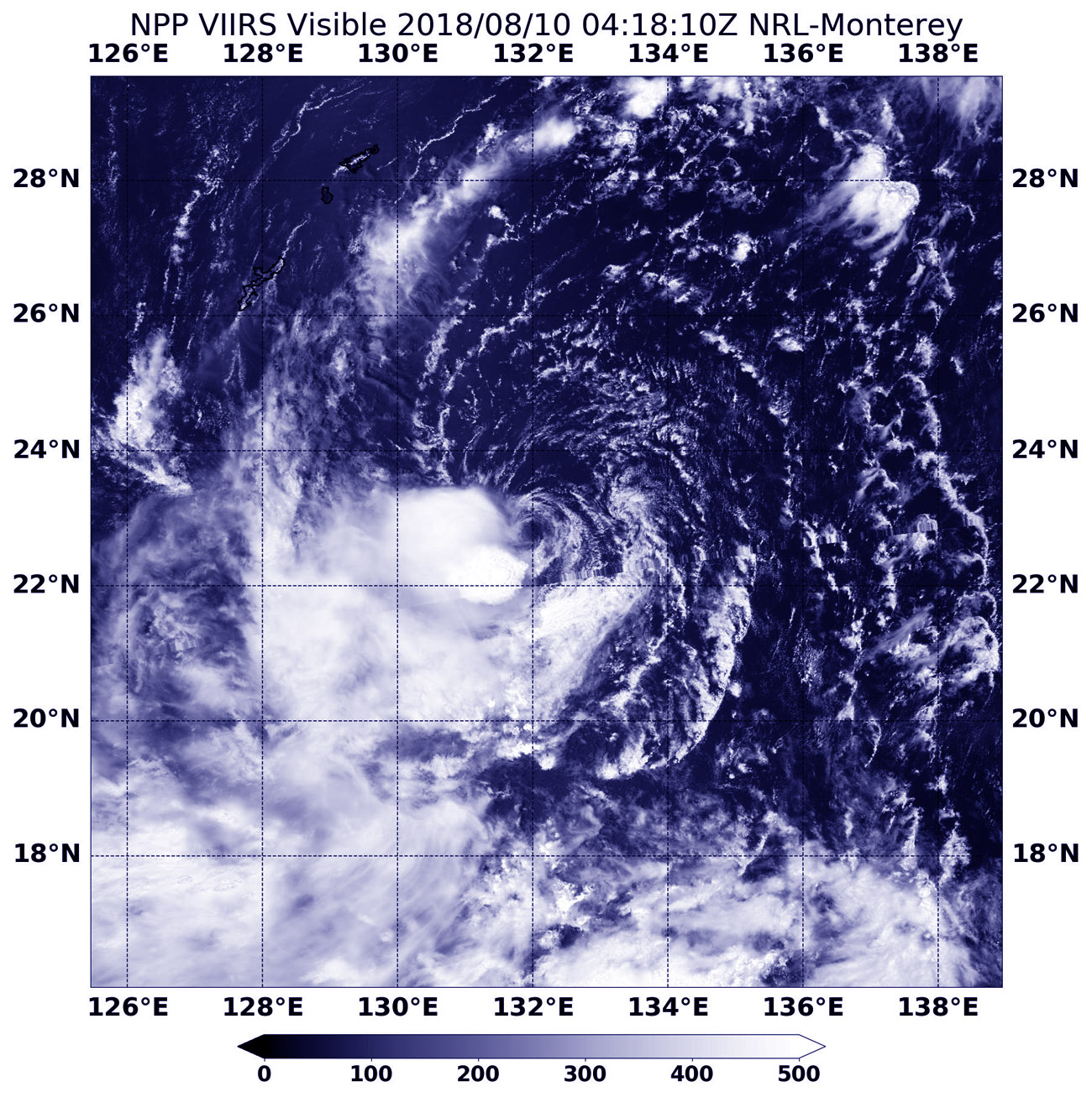 NASA Sees Tropical Storm Yagi after China Landfall | NASA