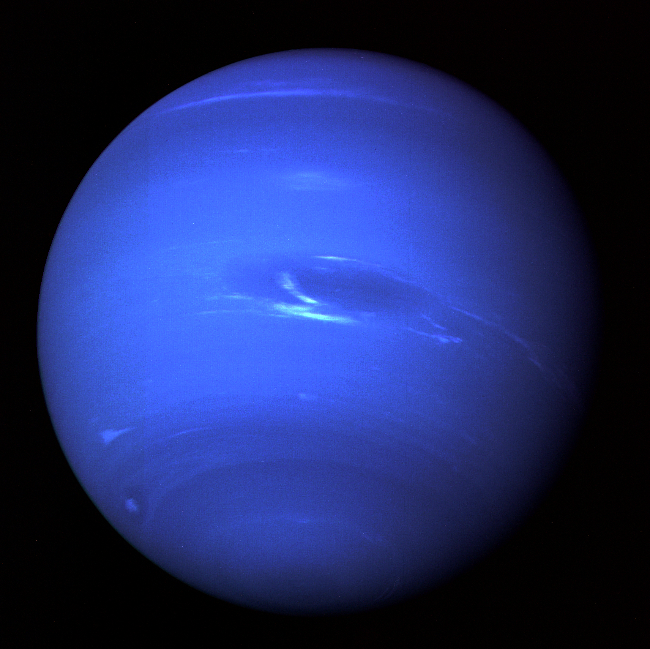 25 Years Ago, Voyager 2 Captures Images of Neptune