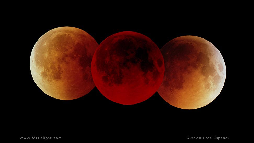total lunar eclipse nasa - photo #12
