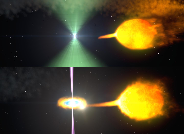 Fermi Finds 'Transformer' Pulsar