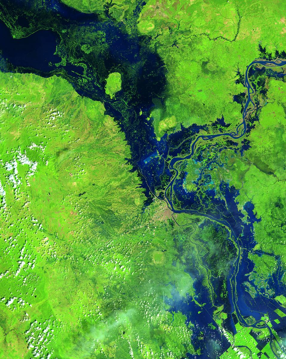 When Waters Rise: NASA Improves Flood Safety | NASA