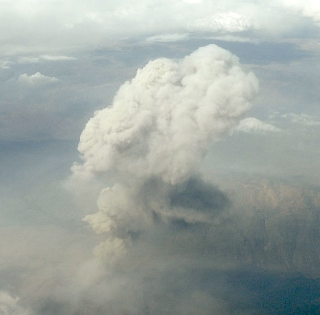 NASA Airborne Research Focuses on Andean Volcanoes | NASA