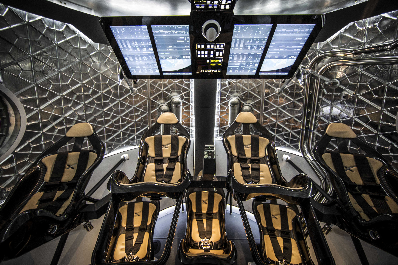NASA Partner SpaceX Unveils Human-Carrying Dragon V2 | NASA