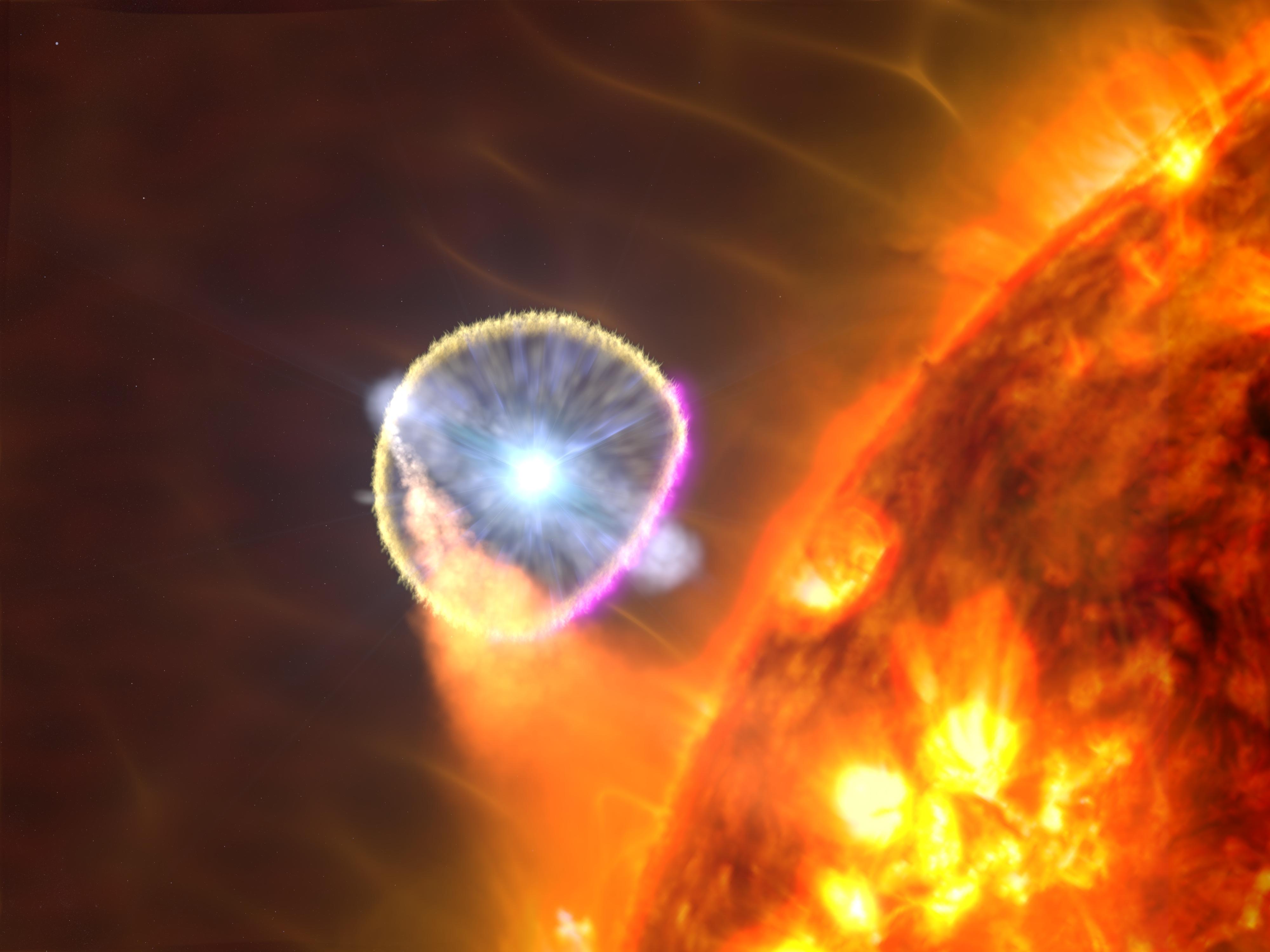 nasas fermi space telescope reveals new source of gamma