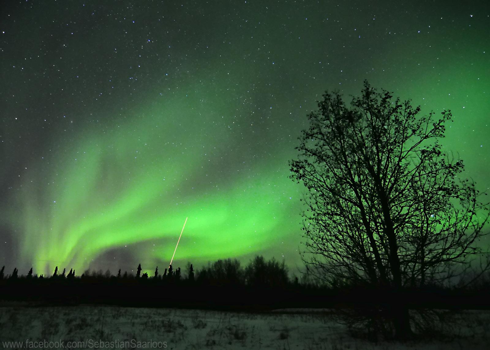 VISIONS Rocketing into the Northern Lights | NASA