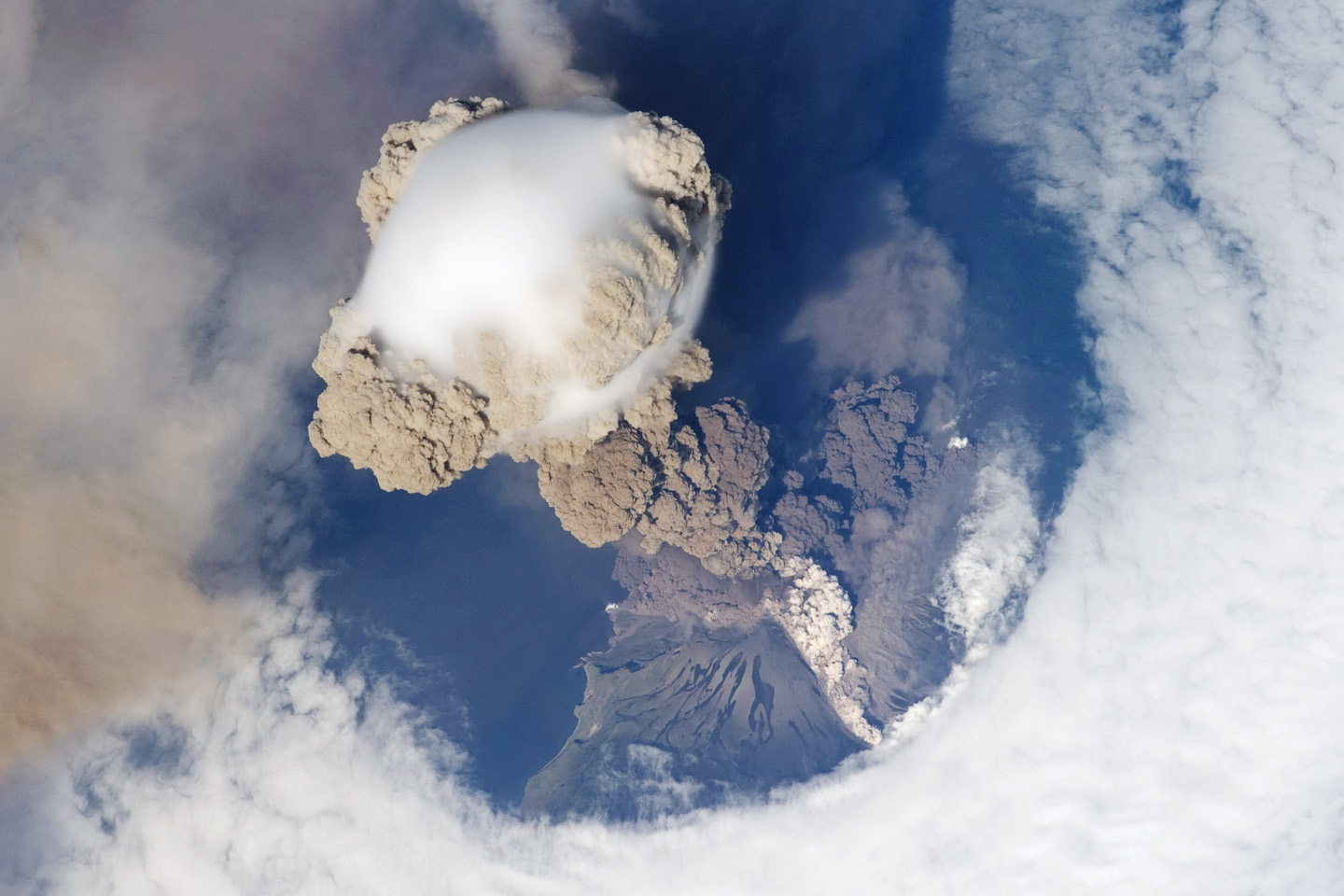 Ancient Flood Volcanoes Could Have Altered Climate