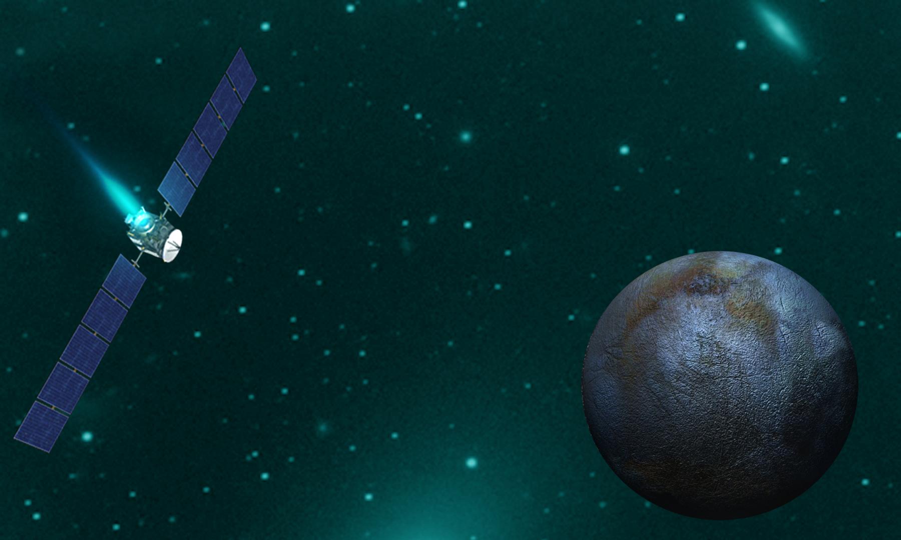 nasa dawn spacecraft diagram - photo #20