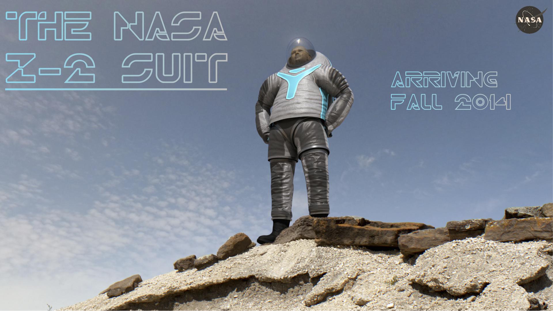 NASA\'s Next Prototype Spacesuit Has a Brand New Look | NASA
