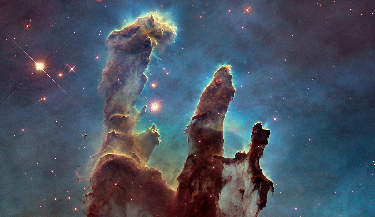 NASA: 60 Years and Counting - Mysteries of the Universe