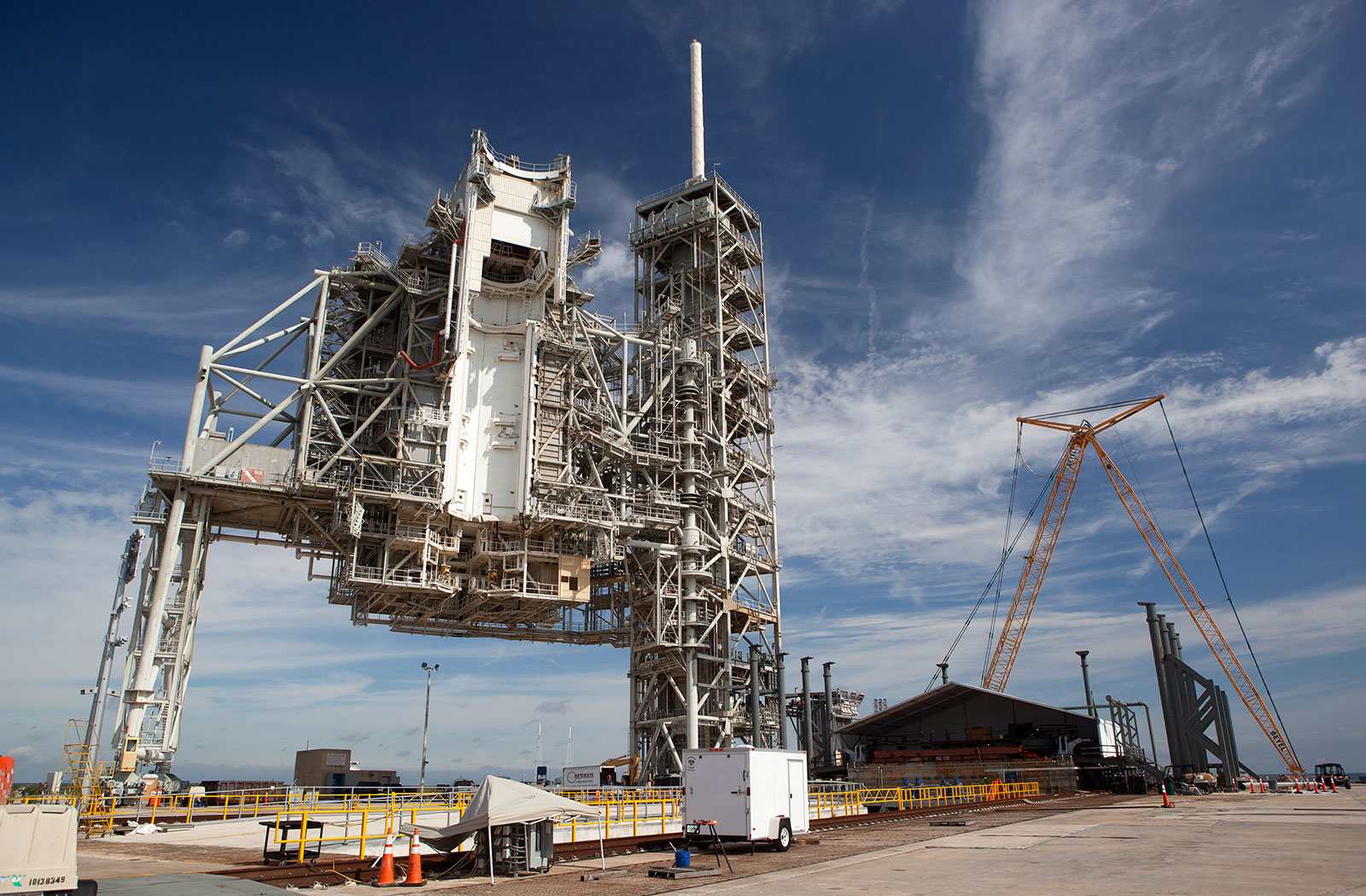 spacex launch pad 39a - photo #8