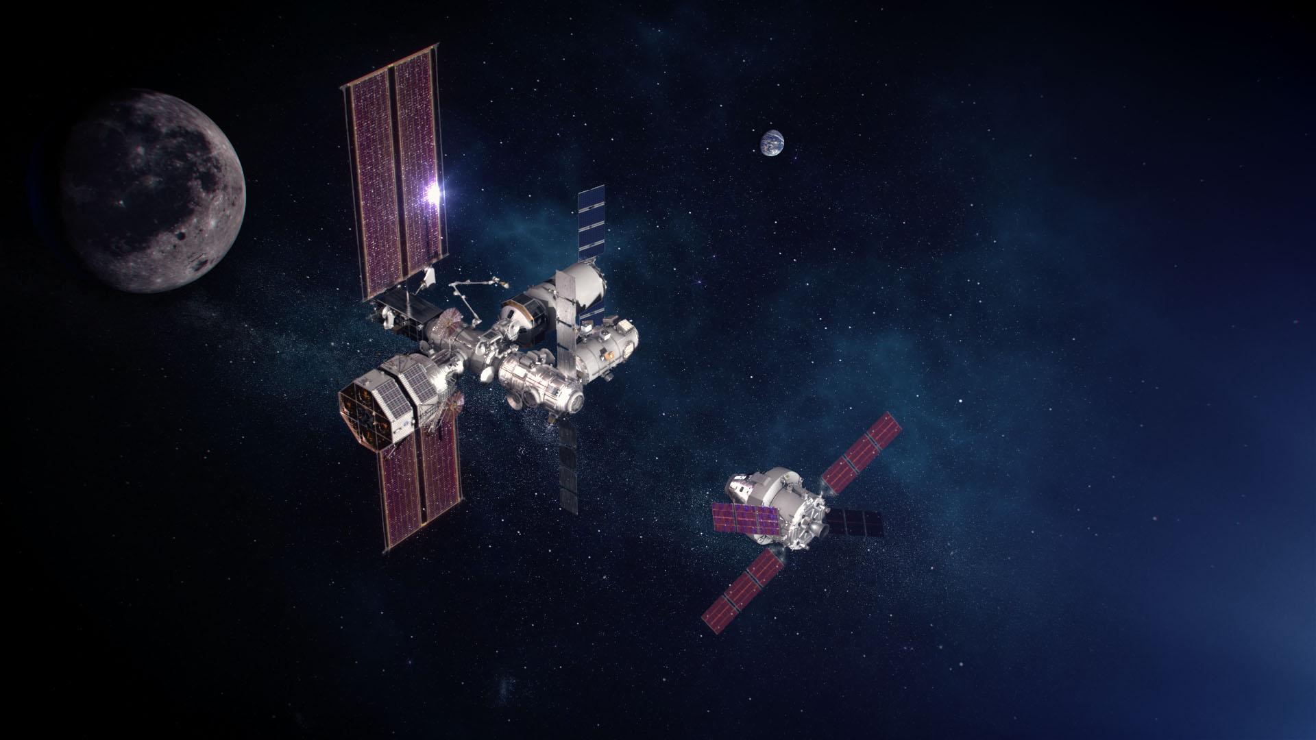 NASA zveřejnila dílčí kroky lunárního programu Artemis pro následující roky