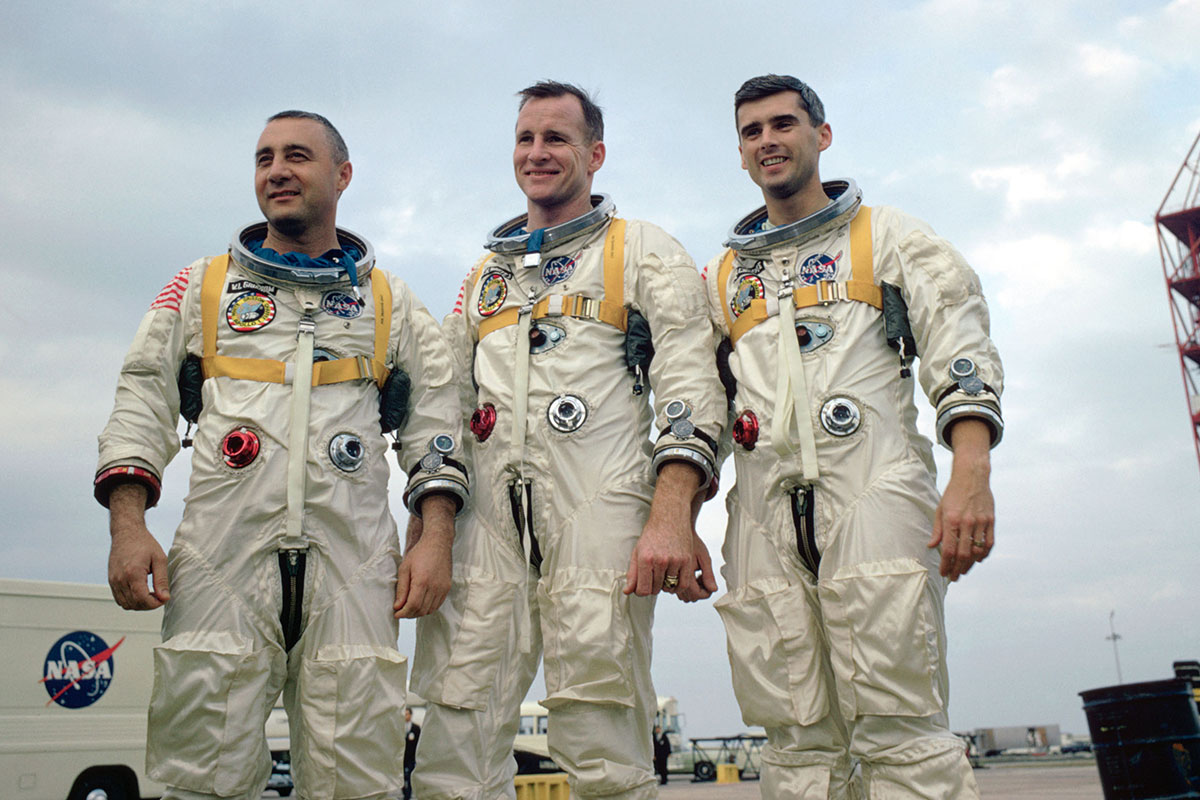 Apollo 1 Crew Photo
