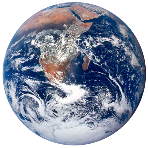 View Of Earth From E