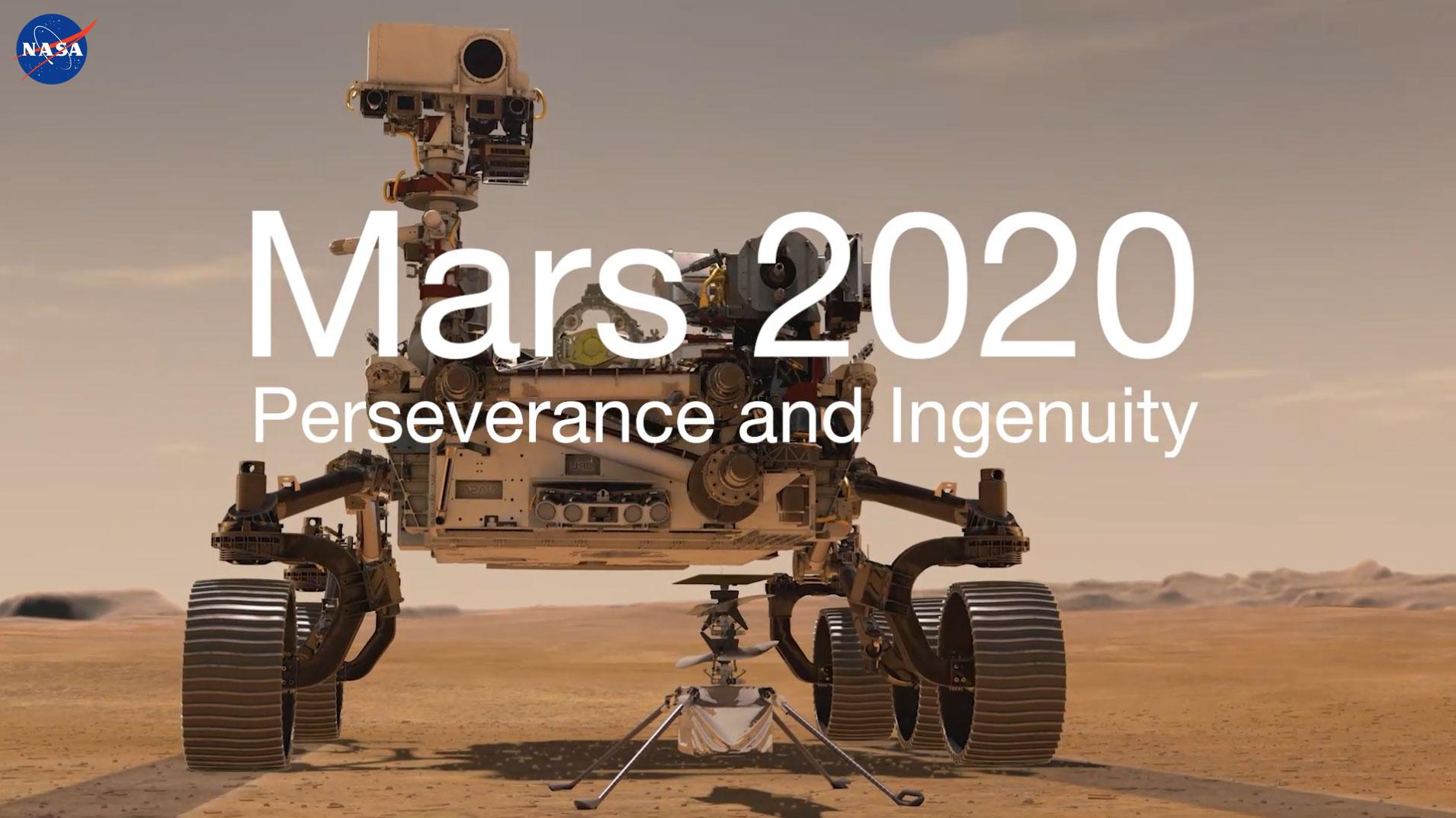 NASA Virtual Guest Mars 2020 Perseverance